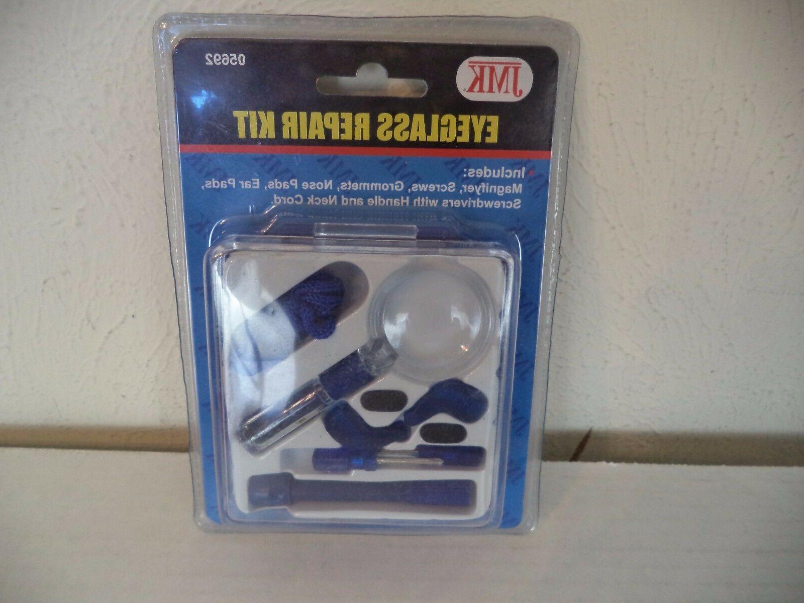 eyeglass repair kit glasses screwdriver replacement screws