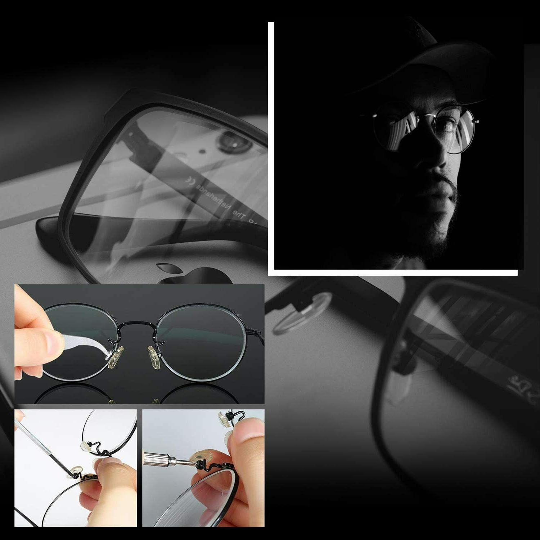 Eyeglass Repair Kit 1100pcs Screws