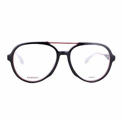 CARRERA Eyeglasses GUU Black Unisex 56x16x145