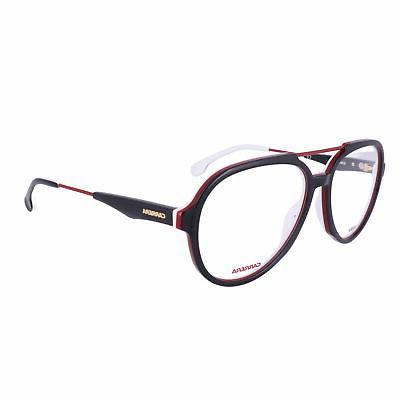 eyeglasses 1103 guu black burgundy unisex adults