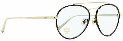 eyeglasses 2121 733 shiny gold black aviator