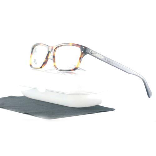 eyeglasses 7242 240 matte tortoise anthracite 53