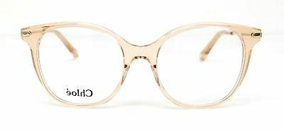 CHLOE Peach Eye 54x18x140