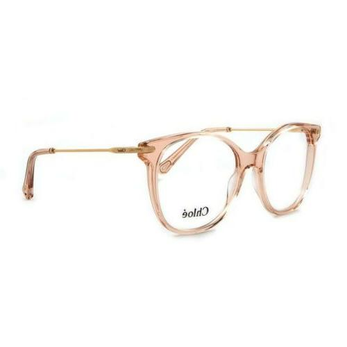 eyeglasses ce2721 749 peach cat eye women