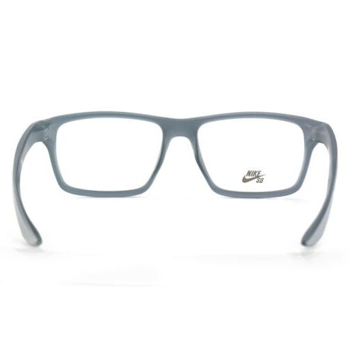 Nike Frames 7112 Grey 53 15 145 Full Rim