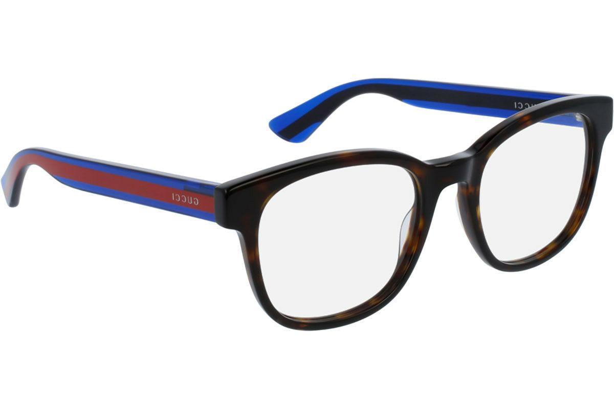 eyeglasses gg 0005o havana 007