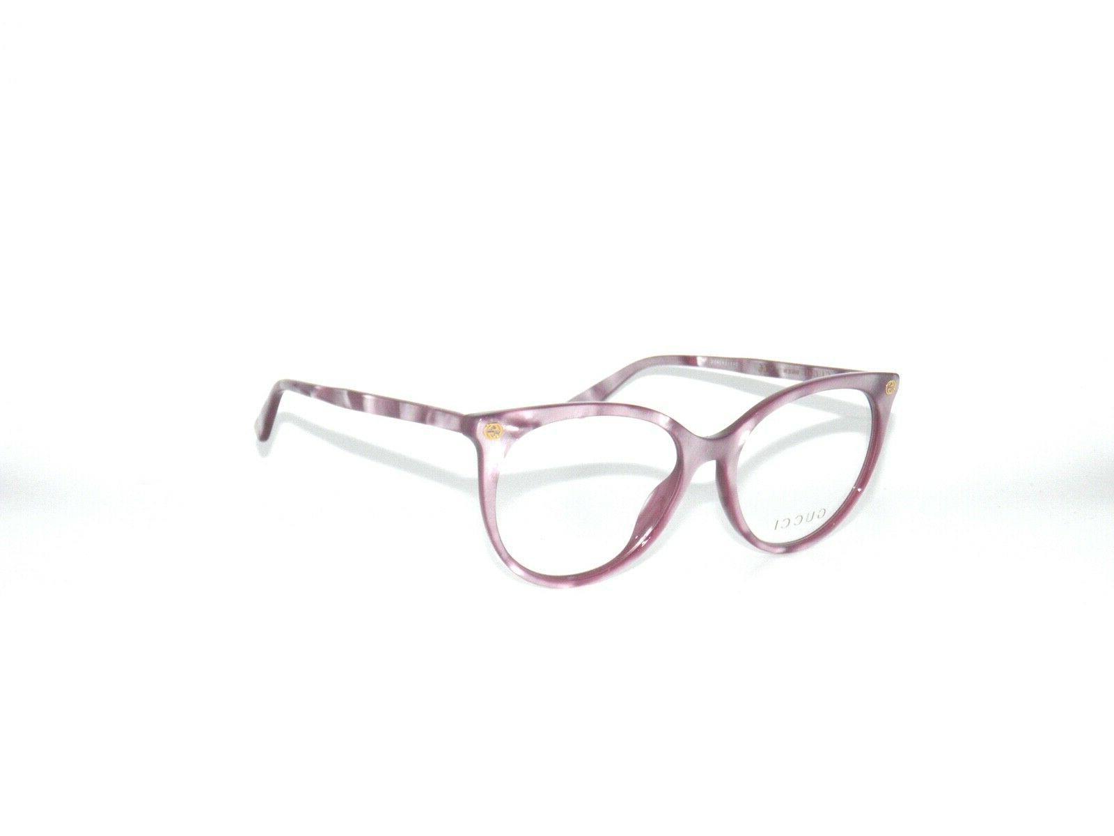 eyeglasses gg 0093 o 004 pink