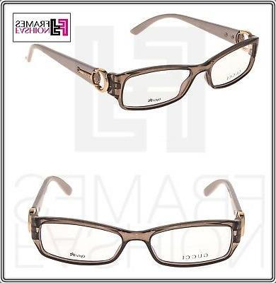 eyeglasses gg3553 mauve beige q70 52mm