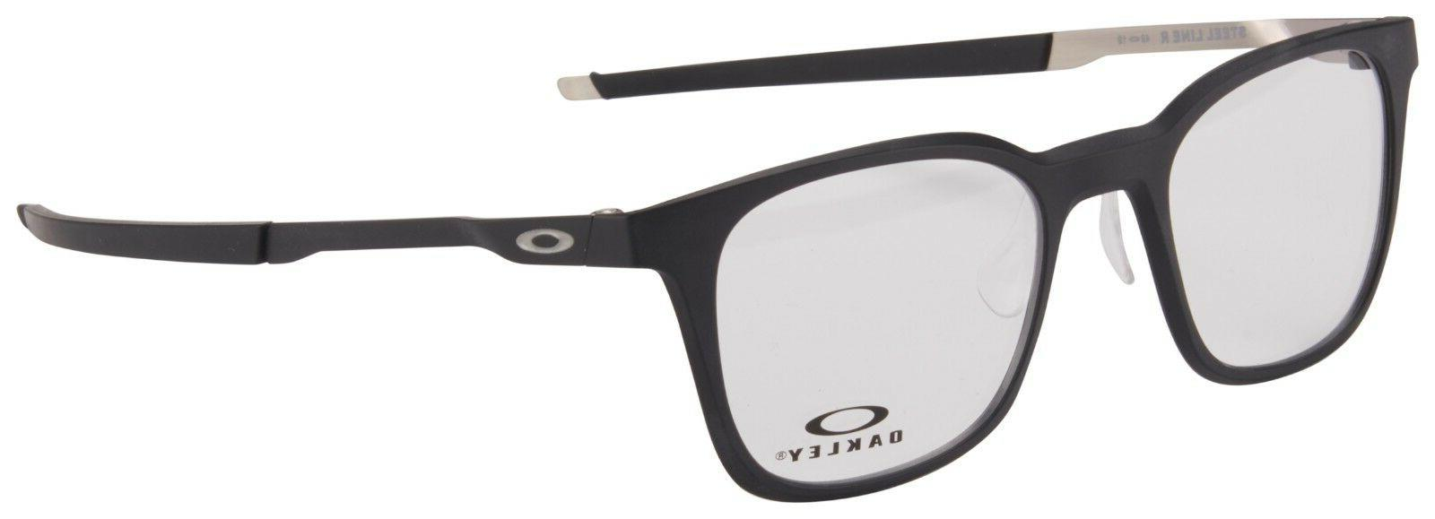 Oakley Eyeglasses OX8103 STEEL LINE R 810301