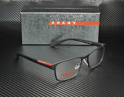 New Prada Sport Linea Rossa Eyeglass Frames PS 50G 50GV DG0