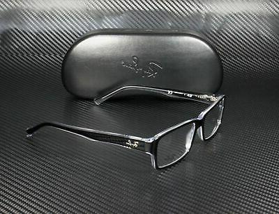 Ray Ban Eyeglasses RX5169 2034 Black Transparent Plastic Fra