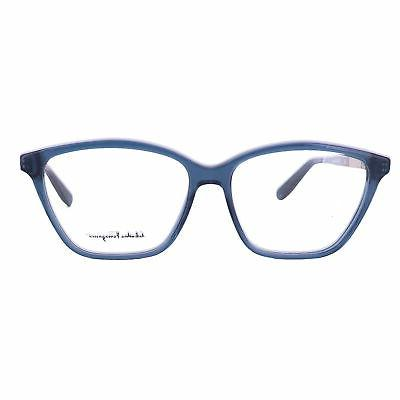 Salvatore 424 Crystal Blue Women 55x14x140