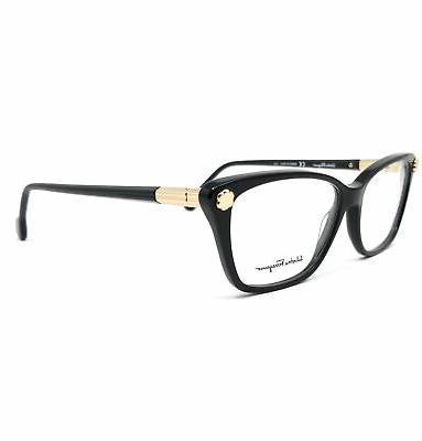 eyeglasses sf2824 001 black cat eye women