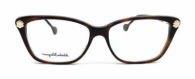 Salvatore Eyeglasses 214 Tortoise Women