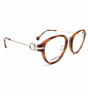 eyeglasses sf2826 212 light tortoise oval women