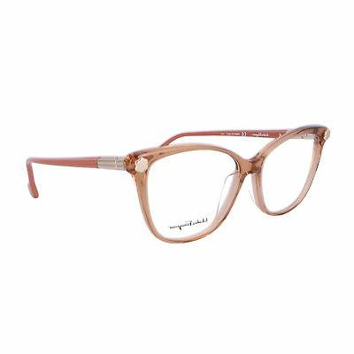 eyeglasses sf2838 210 brown rectangle women 53x14x140