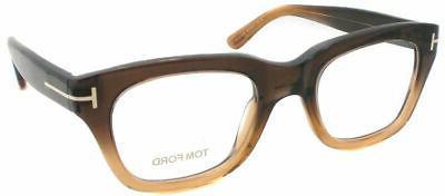eyeglasses tf 5178 brown 050