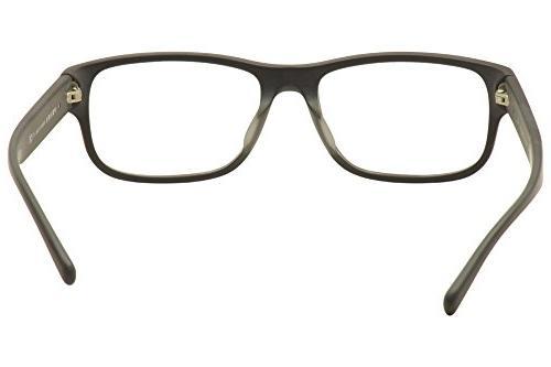 Prada Eyeglasses 23R-F TKM-1O1 Grey/Silver Frame 56mm
