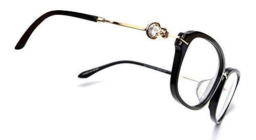 Eyeglasses Clear OCCI Fashion Aloi Acetate Frame