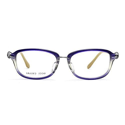 Eyeglasses OCCI CHIARI Acetate Frame