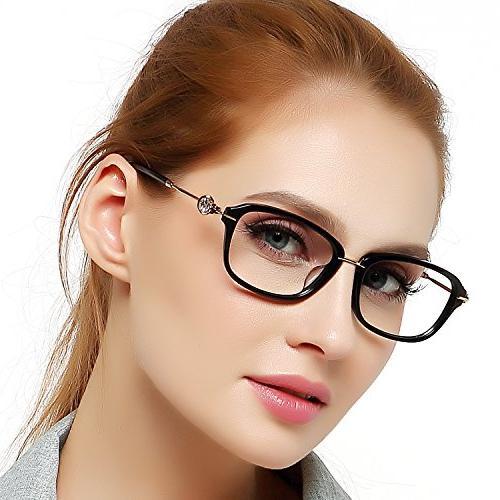 eyeglasses with clear lenses fashion aloi acetate