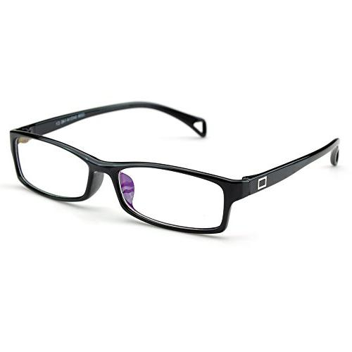 fashion horned rim rectangular eye glasses frames