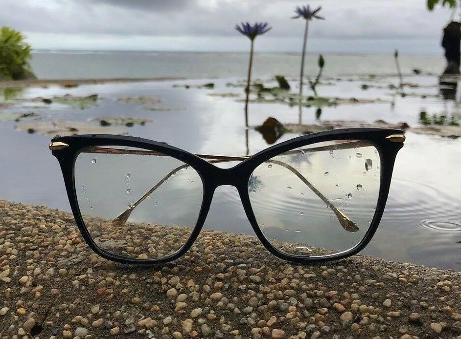FEARLESS Eyeglasses EYE Clear Metal ARMS