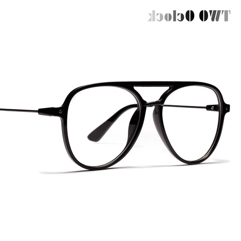 TWO <font><b>Aviation</b></font> <font><b>Eyeglasses</b></font> Glasses Eyewear