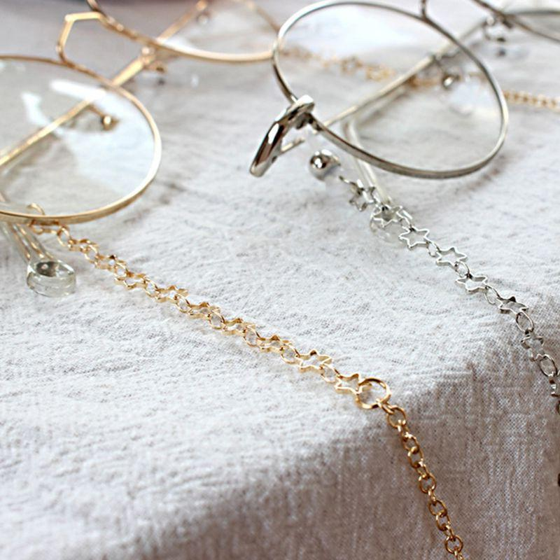 <font><b>Men</b></font> Women Fashion Glasses <font><b>Chain</b></font> DIY <font><b>Eyeglasses</b></font> Decorative Hanging Neck <font><b>Chains</b></font>