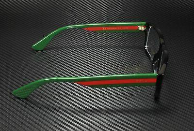 GUCCI Square Demo 56 mm Men's Eyeglasses