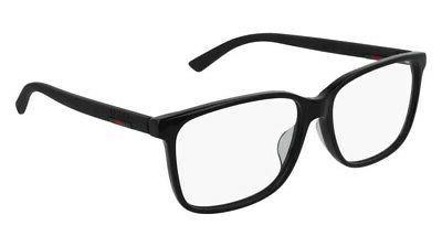 GUCCI Black mm Eyeglasses