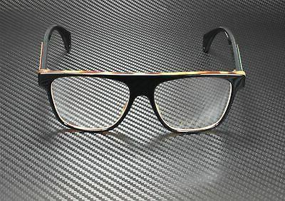 GUCCI 002 Rectangular Square Black Lens