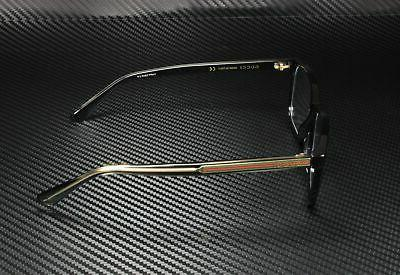 GUCCI 004 Square Black Shiny Eyeglasses