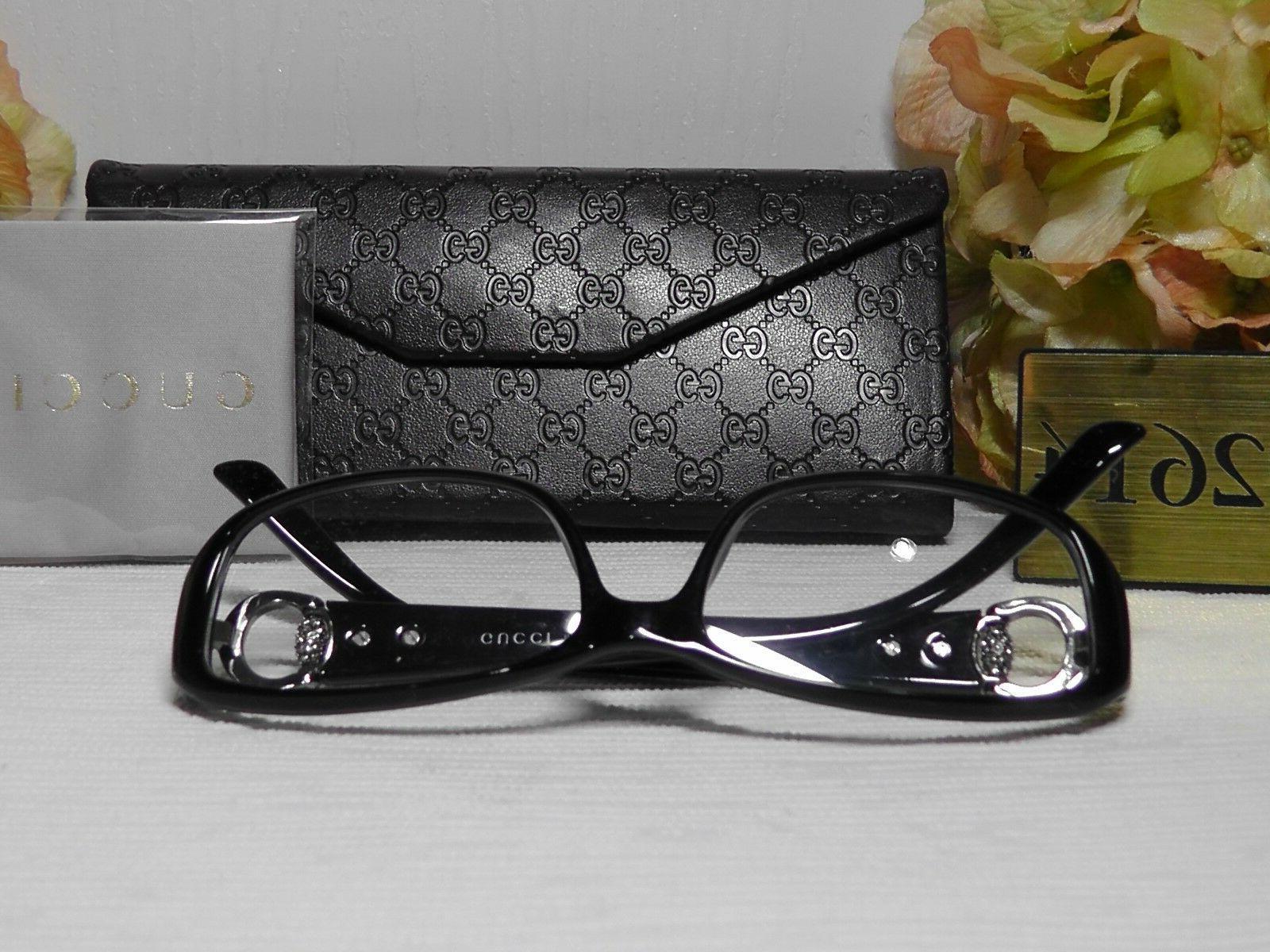 Gucci Shiny Frame 15 140 Eyeglasses* NIB
