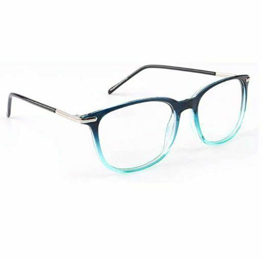 Happy Store Fashion Rimmed Clear Glasses