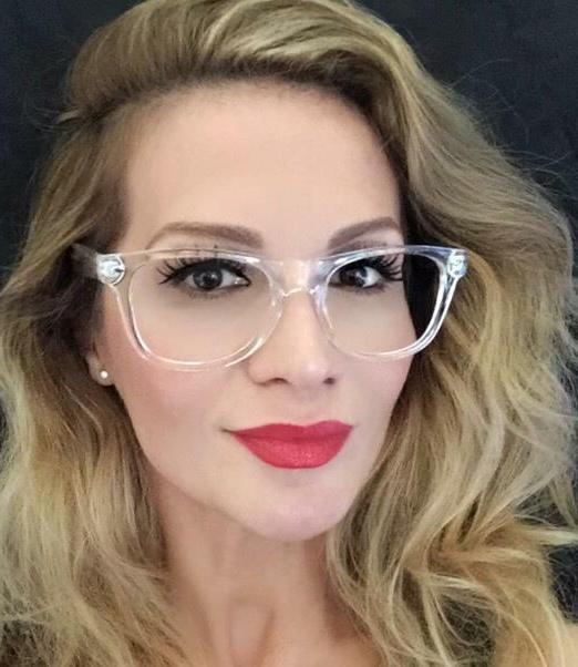 Hot Women Eyeglasses