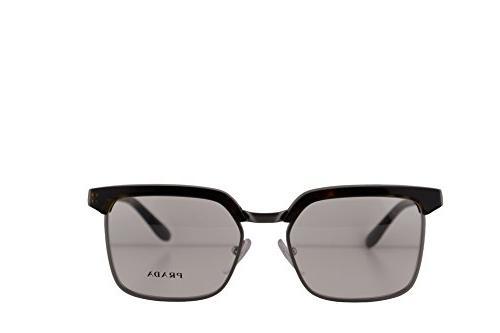 Prada Journal PR15SV Eyeglasses 54-18-145 w/Demo Lens HAQ1O1 VPR15S VPR 15S PR