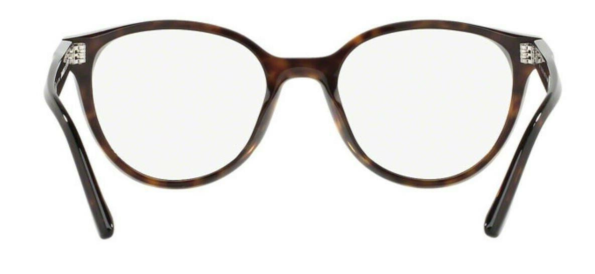 PRADA VPR 2AU-1O1 Eyeglasses Frames Tortoise 52-19-140