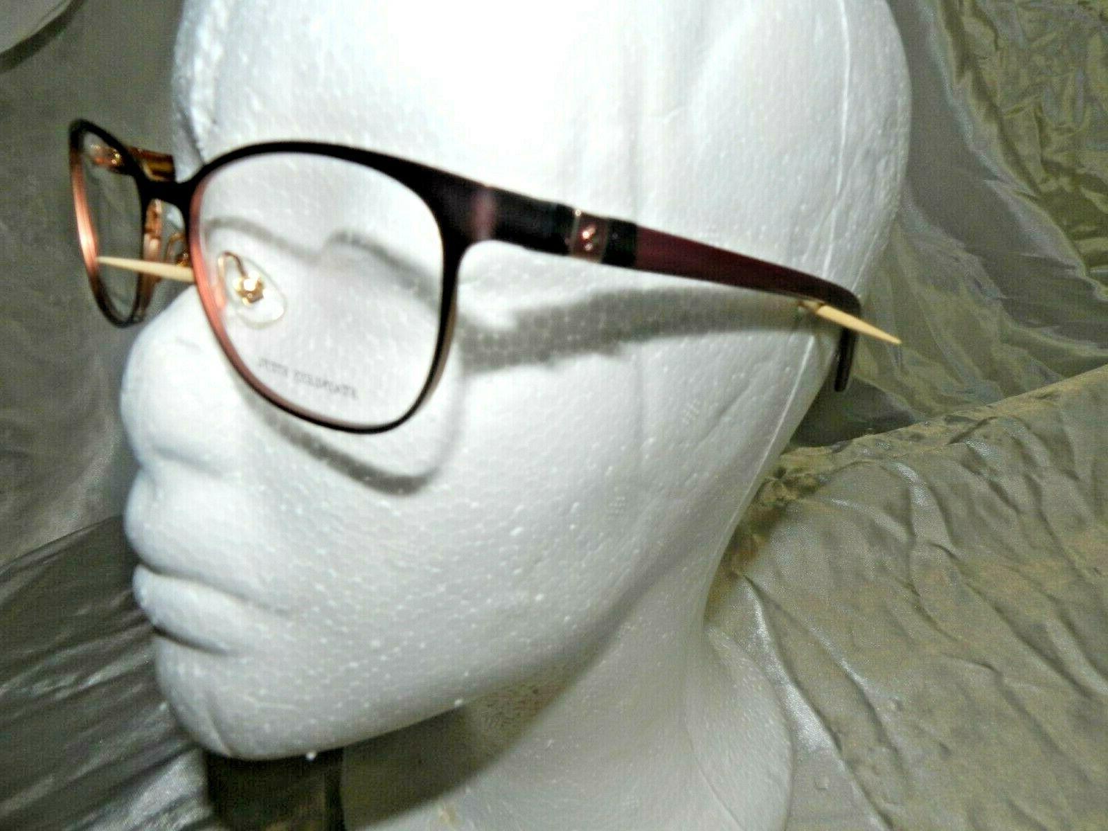 Kate Burgundy Eyeglass Frames New Women