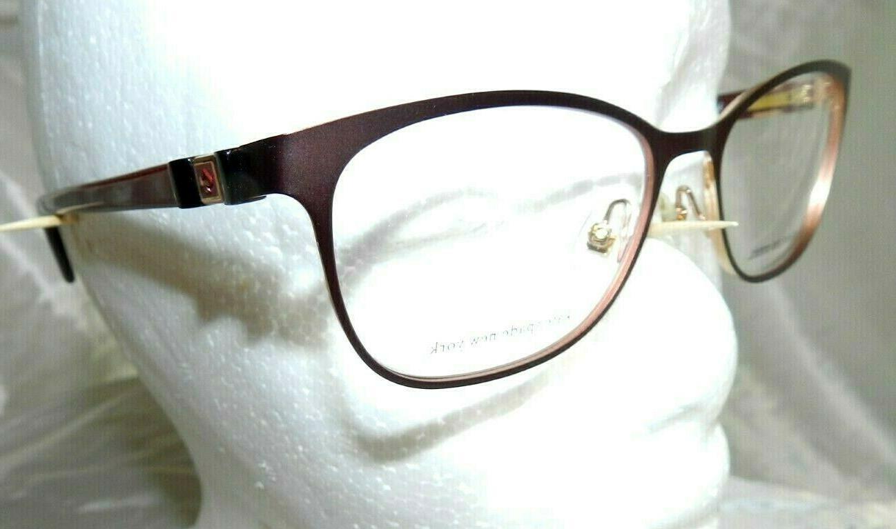 kate spade eyeglasses jonae burgundy eyeglass frames