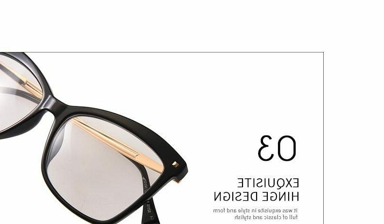 Ladies Frame Lens Solid