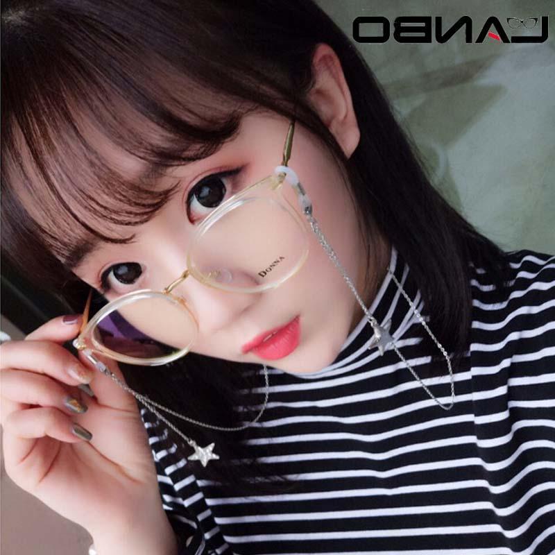 Lanbo <font><b>Eyeglasses</b></font> <font><b>Chain</b></font> <font><b>Men</b></font> Sunglasses <font><b>Eyeglass</b></font> Eyewear