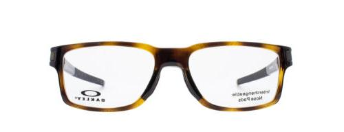 Oakley Ex RX Eyeglasses OX8115-0654 Brown Tortoise