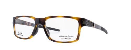 Oakley RX Eyeglasses OX8115-0654 Polished Tortoise