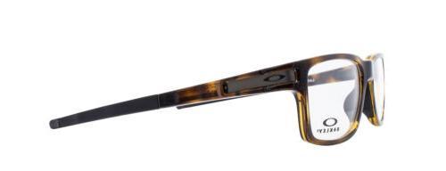 Oakley Latch Ex Eyeglasses Polished Brown Tortoise