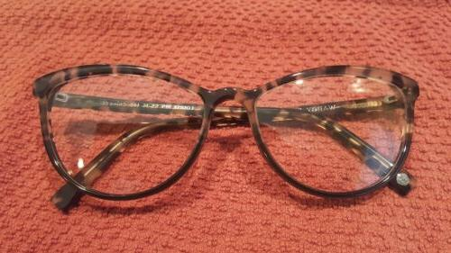 louise 189 eyeglass frames birch tortoise 55