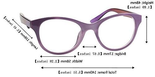 Oversized Lens Eye Glasses Glasses,