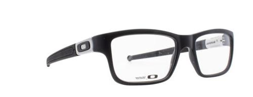 marshal rx eyeglasses ox8034 0153 satin black
