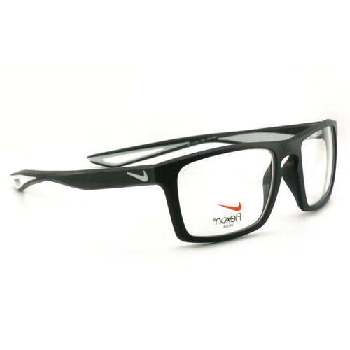 Nike Men's Eyeglasses EV4280 034 Obsidian 53 17 140 Demo Len