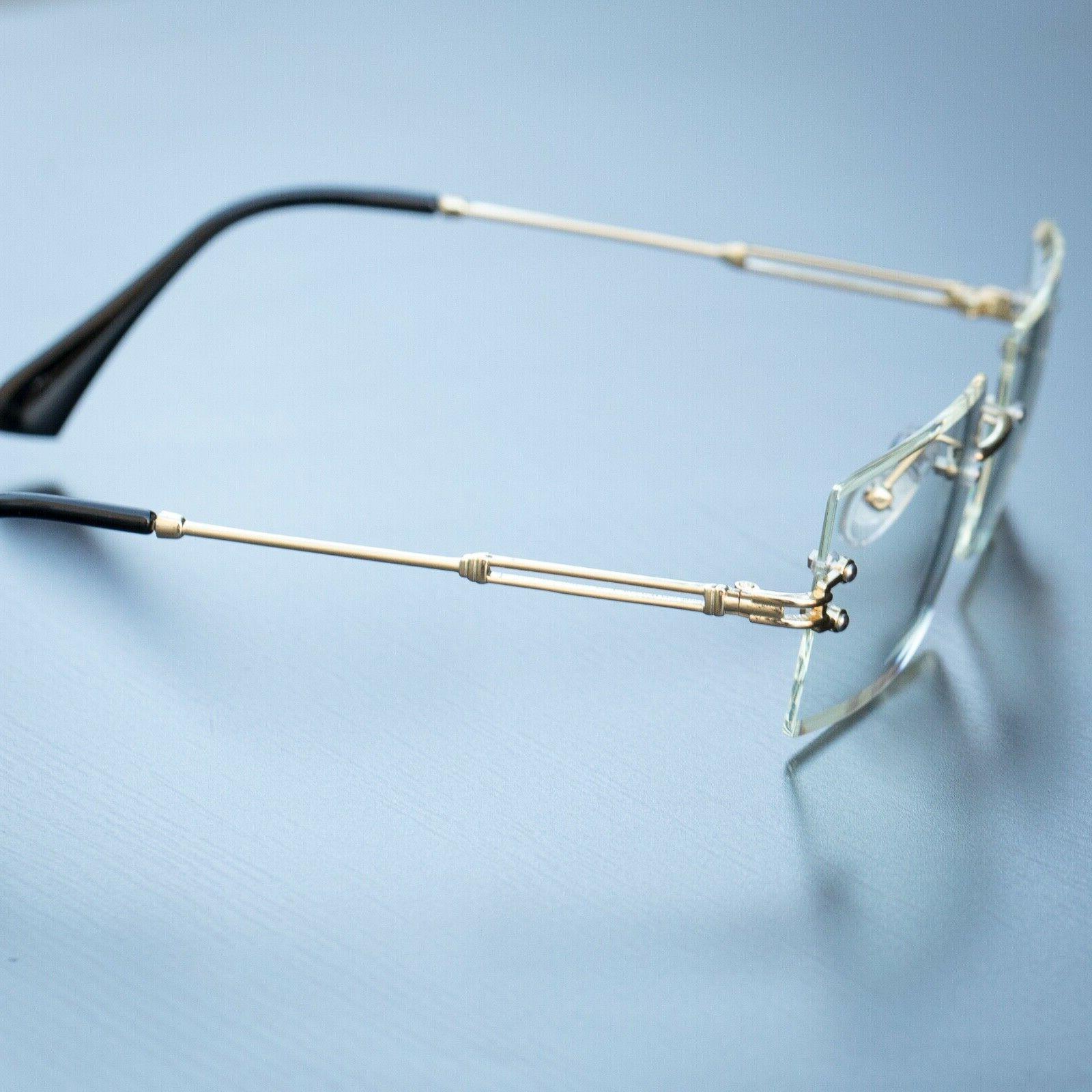 Men's Sophisticated Lens Square Eye